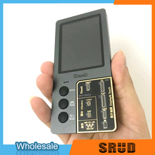 QIANLI iCopy Plus ЖК экран фотометр для iphone 7 8 8P X XR XS Max Фоточувствительный оригинальный цветной аккумулятор ремонт программист