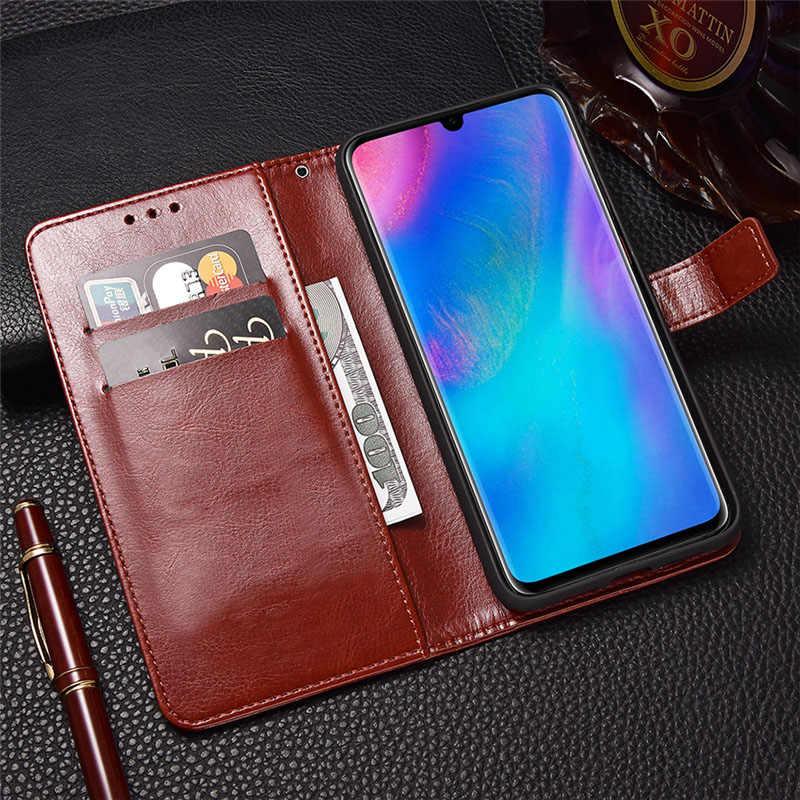 Leder Brieftasche Handy Tasche Fall für Infinix Smart Hinweis 4 5 3 2 Pro Heißer S3X S3 4 5 S 6 Pro Null 4 Plus Flip Fall Soft Cover