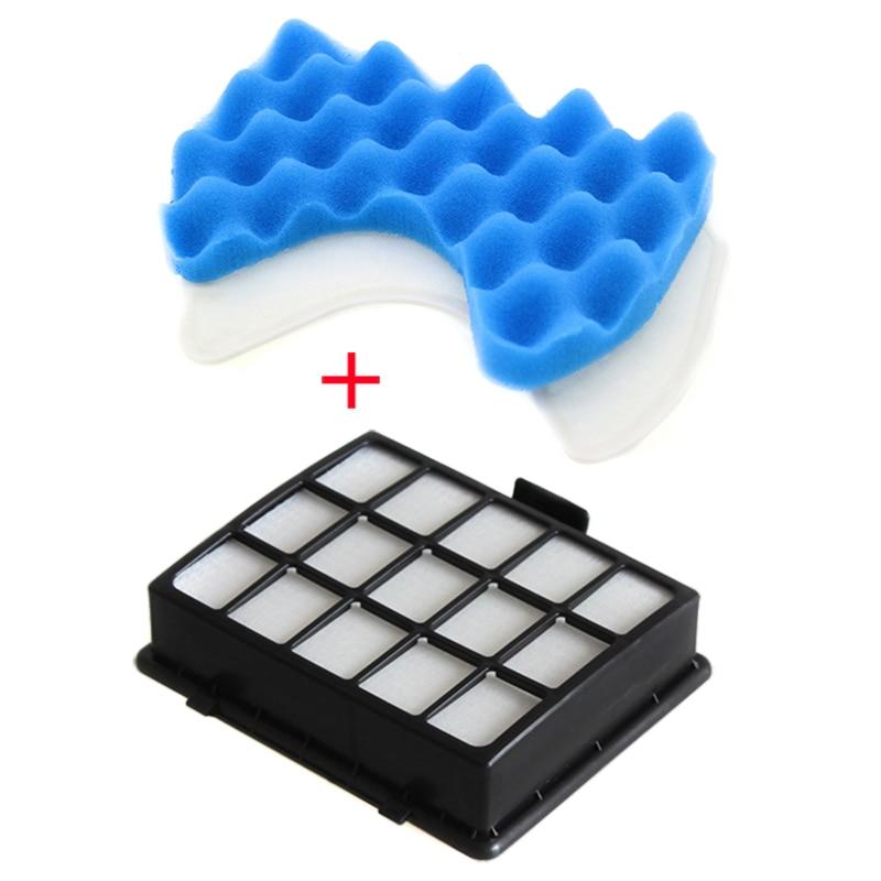2 Pcs/ Sets Vacuum Cleaner Parts Vacuum Filters For Samsung Hepa Filter DJ97-00492A SC6520 SC6530/40/50/60/70 Accessories