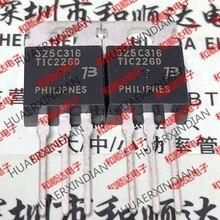 Новый и оригинальный TIC226D TO-220 400V 8A