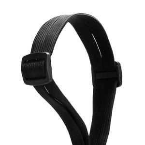 Image 4 - Boucle élastique noire pour moto 60cm 1 pièce