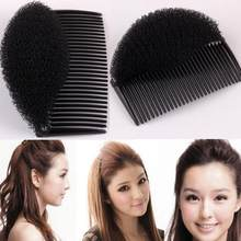 Hair Fluffy Hair Pad Increased Device Hair Accessories Women Mini Hair Pad Insert Comb Hairpin Clip Bun Maker Hairstyle Tool(China)