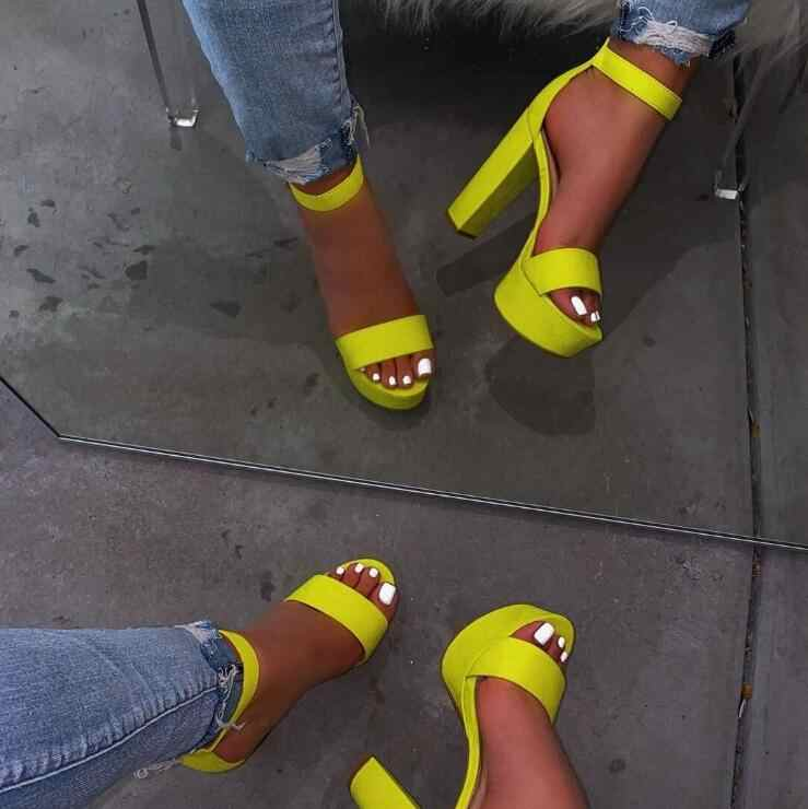 Spring/summer new flip flop high-heeled candy color shoes sandals beach shoes outdoor casual fashion slippers cross PVC sandals