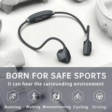 Casque sans fil Bluetooth pour Xiaomi, Huawei, Sony, stéréo HD, suppression du bruit, écouteurs à Conduction osseuse avec micro