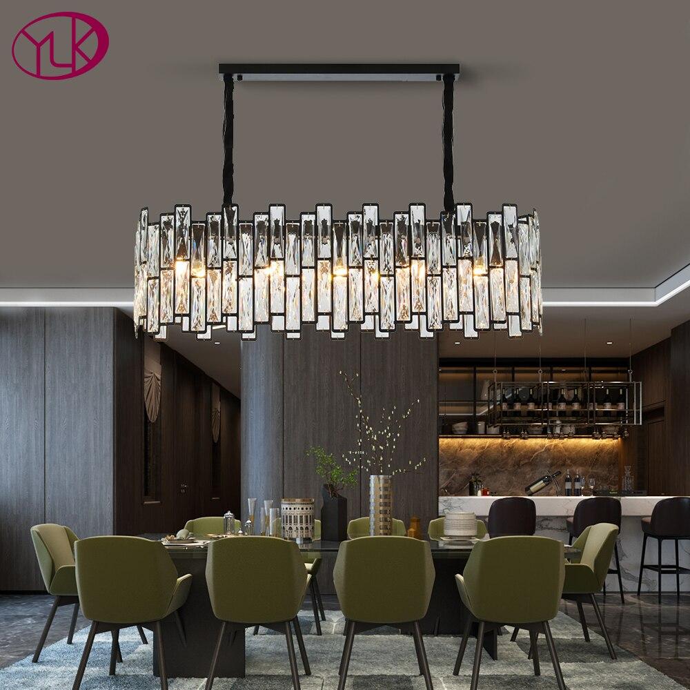 Post Modern Black Chandelier Lighting
