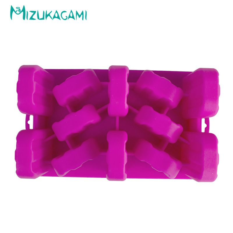 1PC Popsicle Ice Cream Mold 12 With Lid Silicone Ice Tray DIY Stick Ice Cream Mold