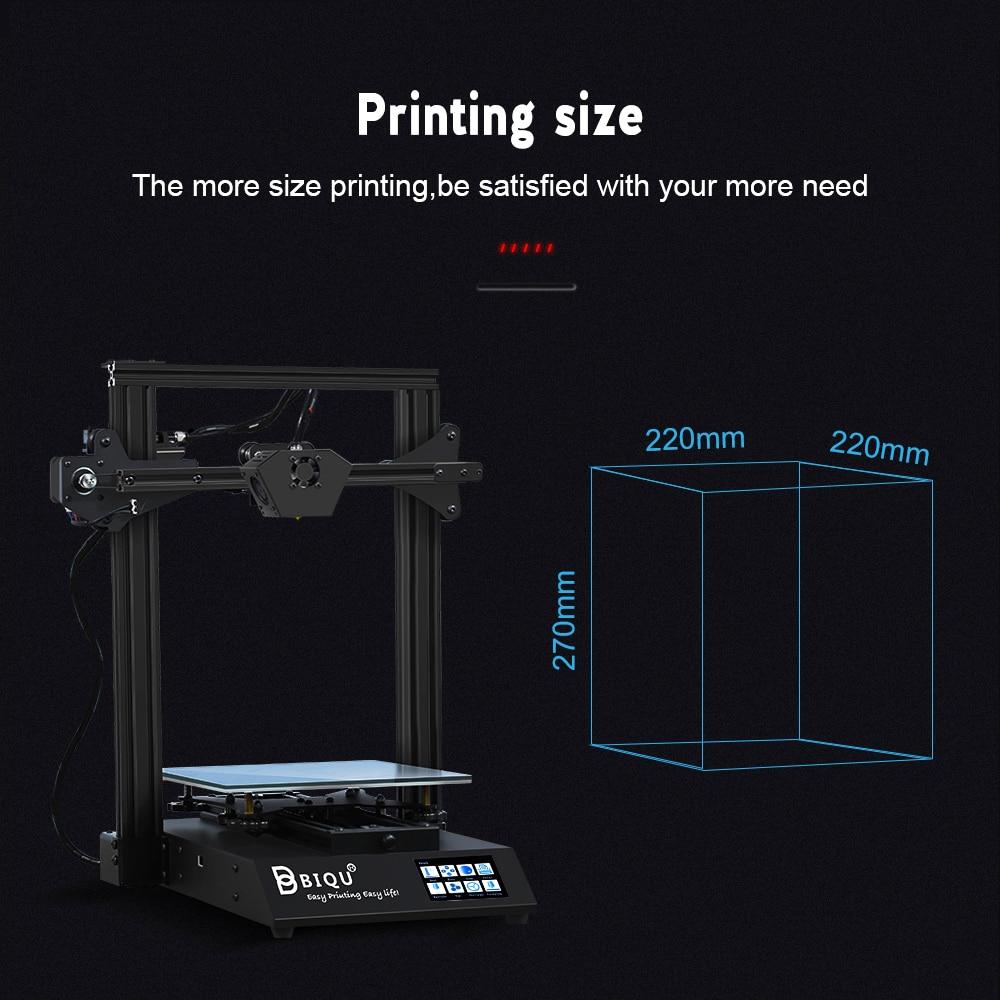 BIQU Legend 3D Printer with SKR V1.3 Mother Board and Resume Printing 5