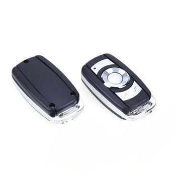 Nuevo 1 Juego de sistemas de alarma de coche Kit Central remoto automático cerradura de puerta sistema de entrada sin llave de vehículo bloqueo Central con Control remoto