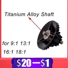 Gearbox-Accessories Blaster Bevel-Gear Airsoft-Gel High-Torque Shaft for 9:1 12:1/13:1/16:1/..