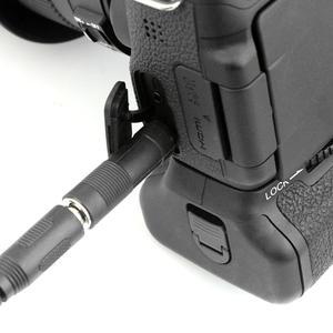 Image 4 - LEORY محترف استوديو مكثف ميكروفون استريو مؤتمر مقابلة ل DSLR SLR كاميرا مسجّل وكاميرا فيديو DV تيار مستمر