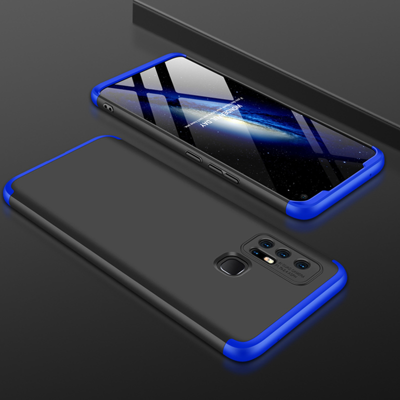 360 Full Protection Case For Vivo IQOO NEO 3 5G Case Cover Vivo V17 Y9S S1 Pro V15 U20 X30 S5 Z6 Y19 2019 Hard Back Bumper Shell