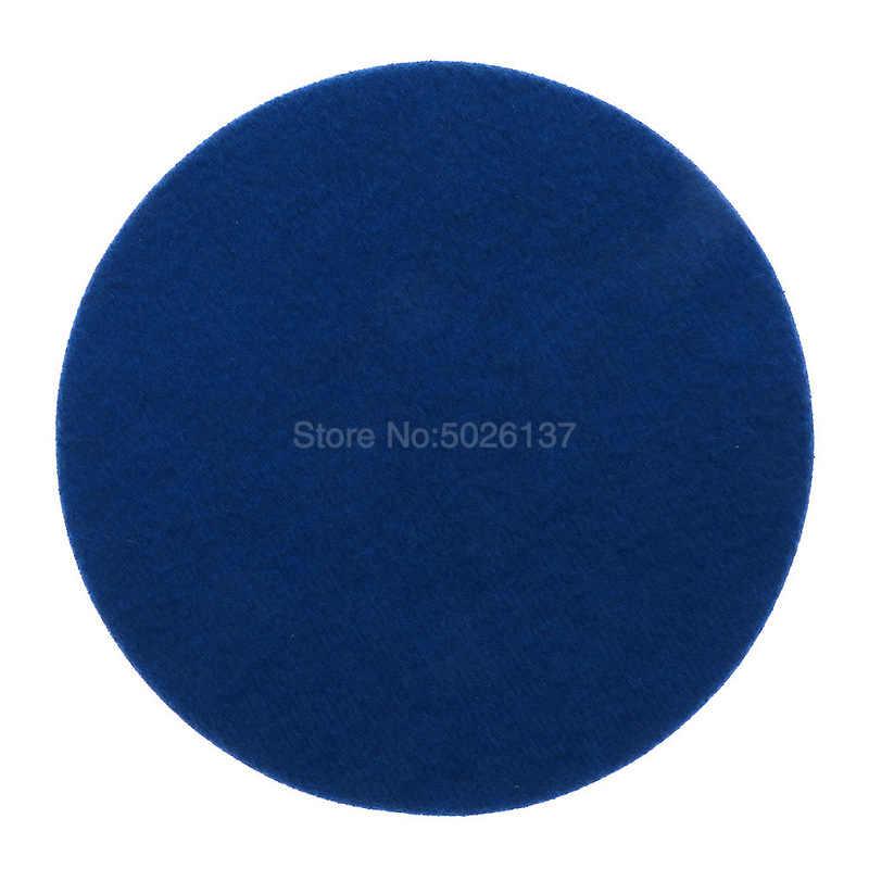 1PCS 6-INCH 150MM Wet Dry Berkelompok Disc Air Pasir Kembali Beludru Spons Amplas Brushed Kertas Amplas polishing Grinding Discs