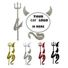 Pegatinas 3D de 15x6,5 cm para coche, adhesivo de coche personalizado, accesorios para coche