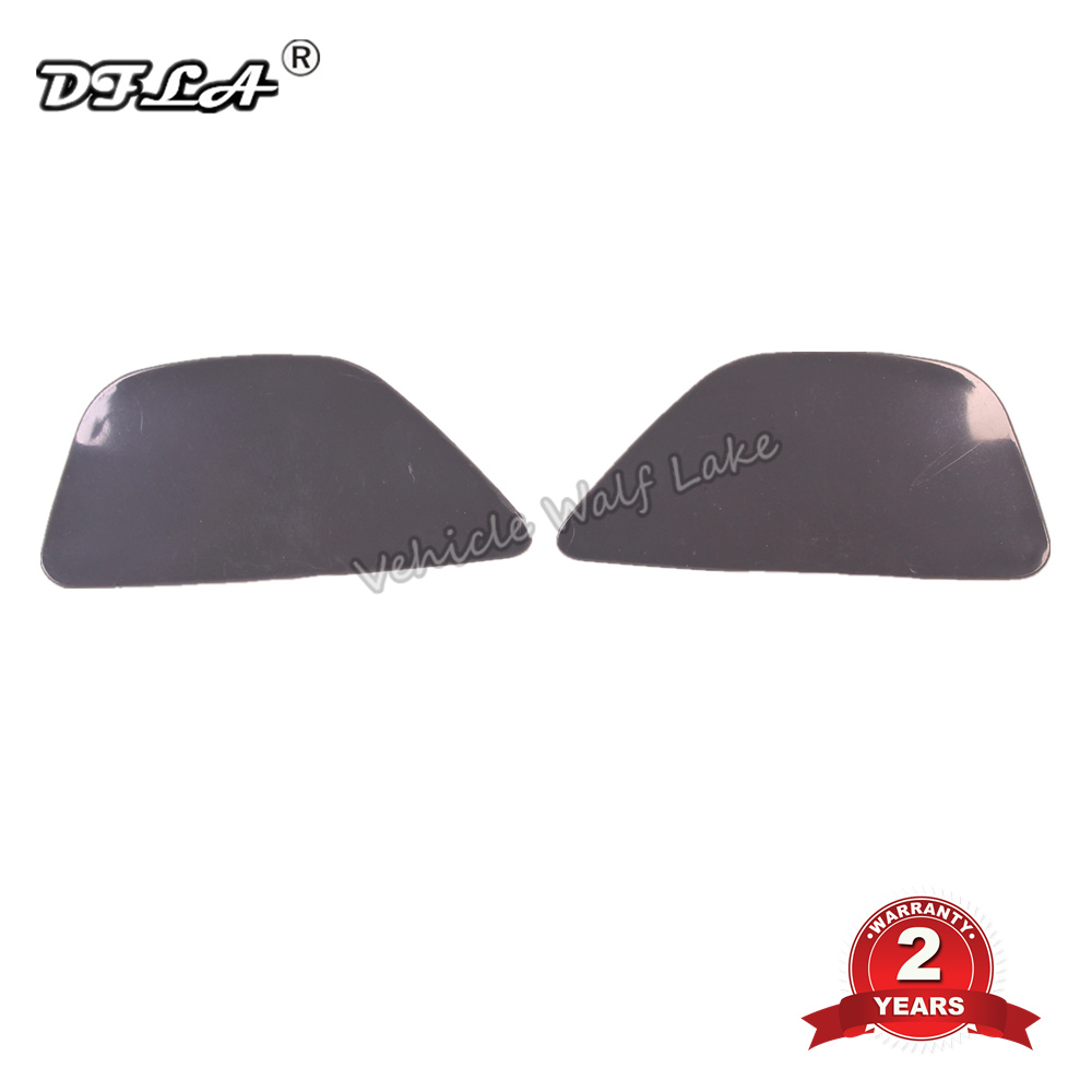 2pcs For <font><b>BMW</b></font> 5 Series <font><b>F07</b></font> <font><b>GT</b></font> LCI 2013 2014 2015 2016 2017 Car-styling Front <font><b>Bumper</b></font> Headlight Washer Cover Cap image