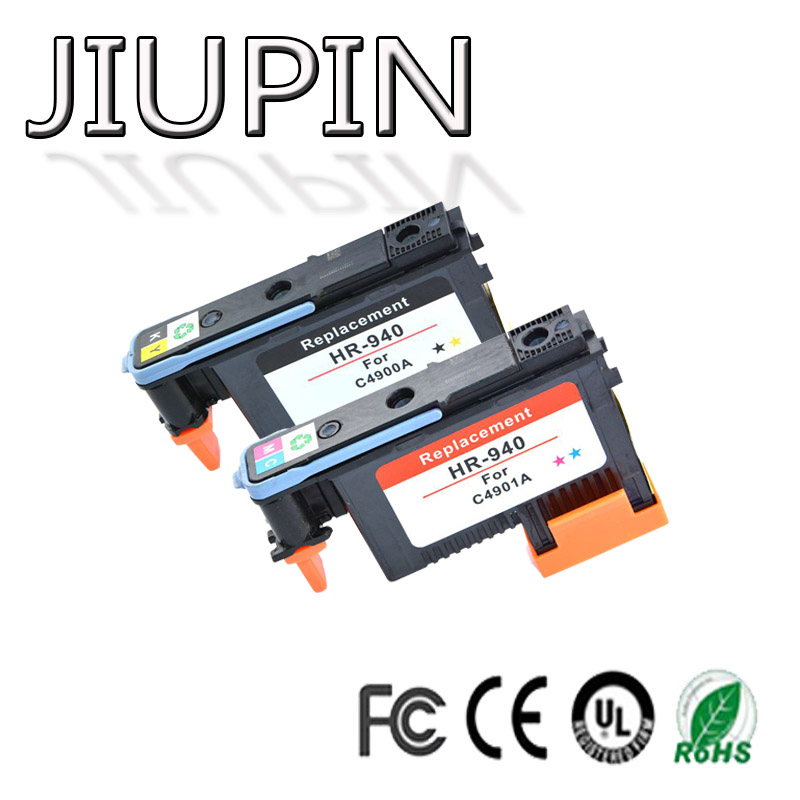 2 PCS Compatible Printhead For HP 940 C4900A Print Head For HP940 Pro 8000 A809a 8500A A910a A910g A910n A809n A811a 8500