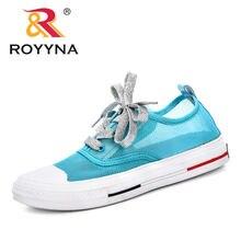 Royyna/2020; Новый стиль; Вулканизированная обувь; Модная Женская
