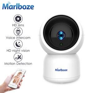 Image 1 - Marlboze 1080P HD Wifi IP Camera Wireless CCTV Home Security Surveillance Camera IR Night Vision Baby Monitor Indoor Camera