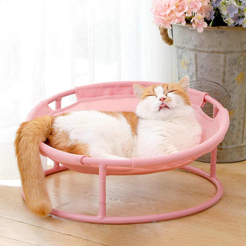 Hot Sale Pet Hammock Cats Beds Indoor Cat House Mat For Warm Small Dogs Bed Kitten Window Lounger Cute Sleeping Mats Products Houses Kennels Pens Aliexpress