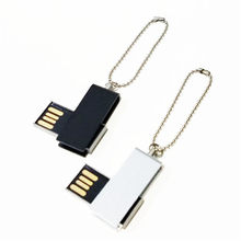 Colorido Pendrive giratorio USB 1 GB 2GB 4GB 8GB 16GB 32GB pen drive 64GB usb flash drive 128G memoria Stick USB2.0 disco llavero regalo(China)
