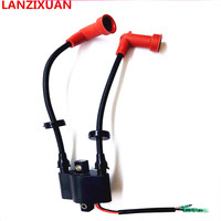 Boat Motor Ignition Coil F25 05120000 for Parsun HDX 4 Stroke F20 F25 Outboard Engine High Presser Assy  Free Shipping|Boat Engine|   -