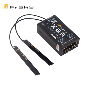 FrSky ACCST X8R 8/16ch receiver for XJT, Taranis X9D Plus, Horus X12S, X-lite Pro, X9DP 2019 SMARTPORT and SBUS frsky accst taranis q x7 qx7 2 4ghz 16ch transmitter without receiver and battery mode 2 for rc multicopter
