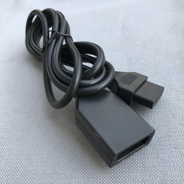 Przedłużacz 1.8M 15pin dla SNK dla kontrolera NeoGeo MVS AES Joystick Joypad gamepad przedłużacz 6 stóp