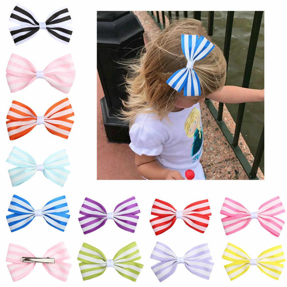 Clip de pelo para niñas, niño pequeño, lazo, moda, bonita cabeza, accesorio de pelo suave para bebé, accesorios para el cabello para bebé recién nacido