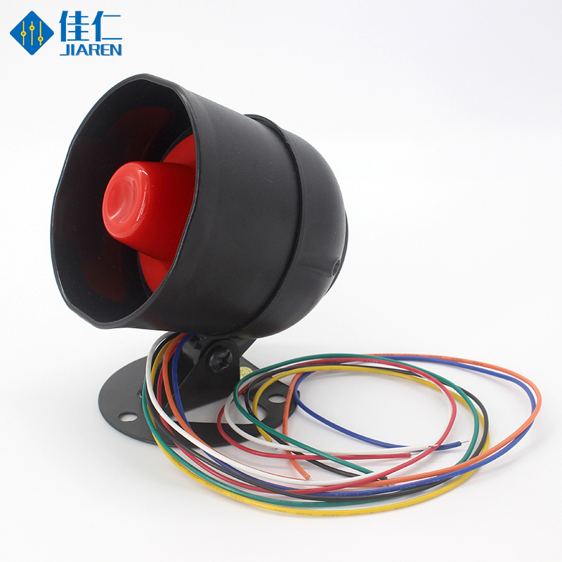 Alarm Siren Horn Outdoor With Bracket 10W Wired Loudly Sound Siren Alarm Horn For Forklift Walking Reminder