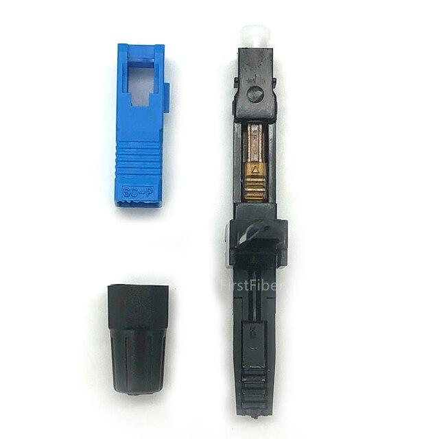 Sc upc волоконно оптический Быстрый Коннектор 100 sc fsat коннектор