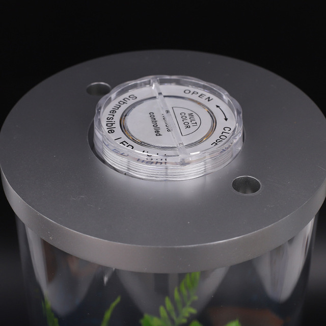Mini Desktop Lighted Aquarium Fish Tank  4