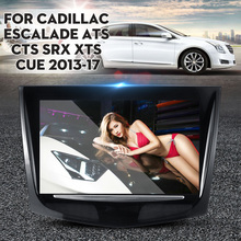 For Touch Screen Display For Cadillac Escalade ATS CTS SRX XTS CUE 2013-2017 sense for touch display digitizer 23106488