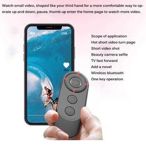 Image 4 - NOVO Sem Fio Bluetooth Controle Remoto Do Obturador Da Câmera Para SmartPhones Fotos Selfies handy Controle Remoto Da Câmera Do Bluetooth