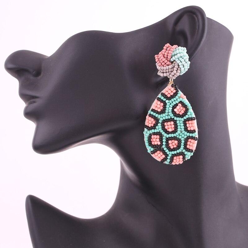Earrings for women boho drop earrings 1