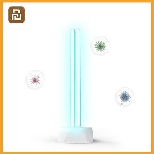 Xiaomi huayi desinfecção doméstica esterilizar lâmpada de alta potência 38 w uv ozônio germicida desinfecção 40 40 para casa