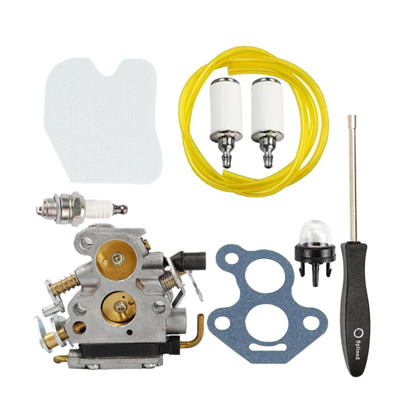 G/én/érique Carburateur Carb Kit pour Tron/çonneuse Husqvarna 235 236 240 240E 545072601 574719402