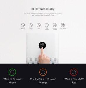 Image 2 - Máy Lọc Không Khí Xiaomi 3H MIJIA HEPA Lọc Sạch Không Khí Máy Tiệt Trùng Formaldehyde Thanh Lọc Thông Minh Ứng Dụng WIFI Điều Khiển Phiên Bản Toàn Cầu