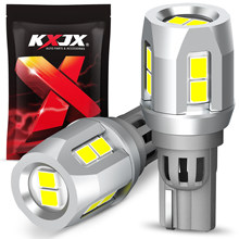 KXJX T15 led bulb Reverse lights,High Power 921 912 Super Bright,Car Exterior Lamp 6000K 1200LM White 12V for ford,pack of 2