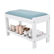 Stool Chair Shoes for And Can-Be-Used Household as