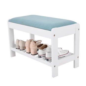 Shoes and Stool for Changing Shoes and Stool for Household, and Can Be Used As Chair for Shoes and Stool