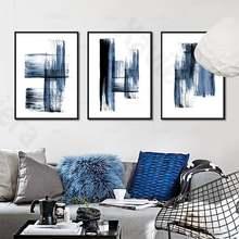 Настенные художественные абстрактные минималистичные постеры