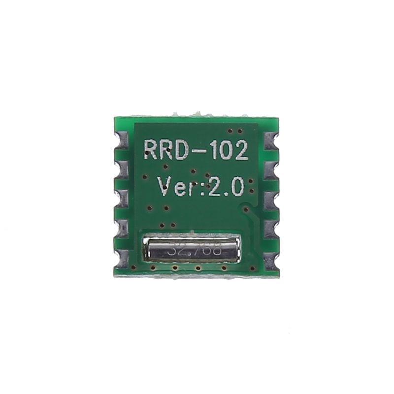 2X FM Stereo Module Radio Module RDA5807M RRD-102V2.0 Wireless Module