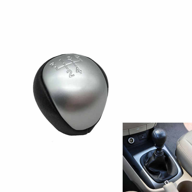 Gaoominy 6 Speed Manual Stick Gear Shift Knob for IX35 2012-2016 Car Lever Shifter Head Handball Gear Shift Knob