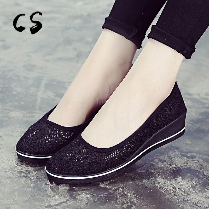 Cuculus 2020 New Canvas nurse shoes Solid Women Platform Casual Shoes Women Flat Bottom feminino Women shoes 437|shoes woman flat|nurse shoeswomen flat - AliExpress