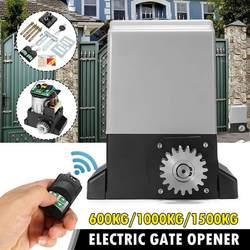 370 W/550 W/750 W AC220V Auto Telecomando Elettrico Porta Scorrevole Macchina Porta Piatto Motore Villa porta elettrica Apri del Cancello Elettrico