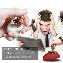 Снятие стресса игрушки на палец декомпрессия артефакт автомобиля изменение передач ручной файл для взрослых детей вентиляционные игрушки антистресс