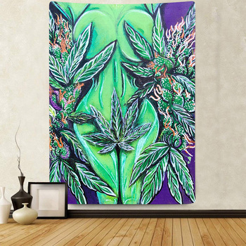 Simsant Psychedelic Shrooms Tapestry Colorful Abstract Trippy Tapestry Wall Hanging Tapestries for Home Dorm Fantasy Decor 41
