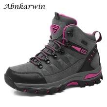 Trekking-Shoes Trail Mountain Senderismo Climbing Outdoor Walking Botas Women Wandelschoenen