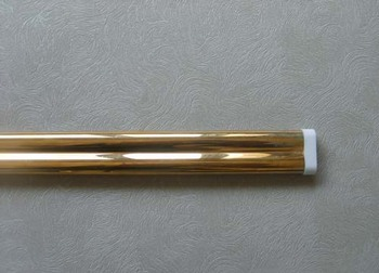 Twin Tube Medium Wave Glass Tube Oven Heating Elements 1000w