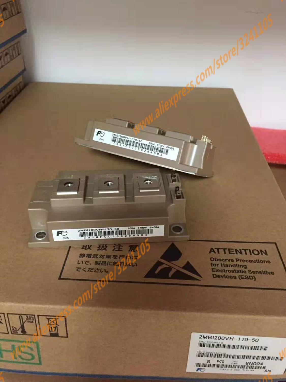 Livraison gratuite nouveau et original 2MBI200VH-170-50 module