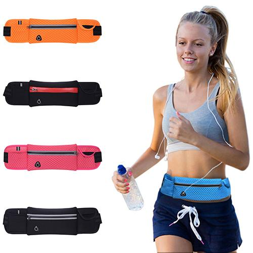 Hot Running Waist Bag Waterproof Phone Container Joggings Hiking Belt Belly Bag Women Gym Fitness Bag Lady Sport Accessories